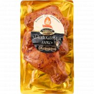 Крыло цыпленка-бройлера «Фантазия» фаршированное, 1 кг, фасовка 0.3-0.5 кг