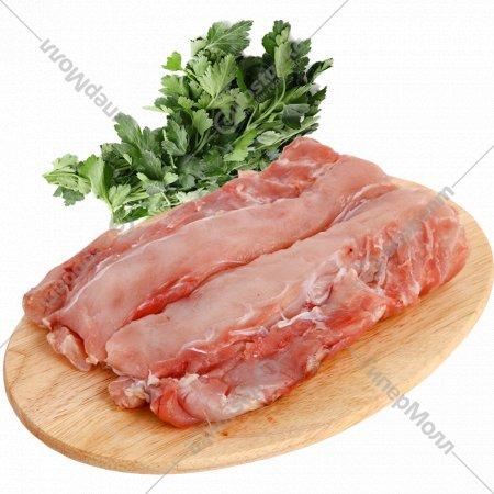Мясо кролика без кости, замороженное, 1 кг., фасовка 0.4-0.6 кг