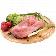 Мясо кролика половинка, замороженная, 1 кг., фасовка 0.4-0.6 кг