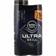 Пена для бритья и антиперспирант «Nivea Ultra» 200 мл + 150 мл