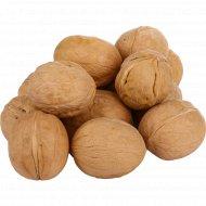 Грецкий орех в скорлупе, 1 кг., фасовка 0.35-0.45 кг