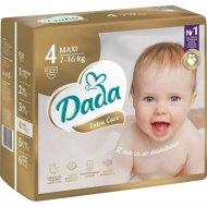 Подгузники «DADA» Extra Care, размер 4, maxi, 7-18 кг, 33 шт