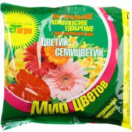 Натуральное удобрение «Цветик-семицветик» 500 г.