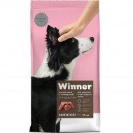 Сухой корм «Winner» для собак средних пород с говядиной, 10 кг.