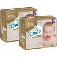 Подгузники «DADA» Extra Care, размер 4, maxi, 7-18 кг, 82 шт