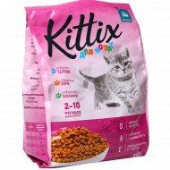Сухой корм для котят «Kittix» с курицей, 350 г
