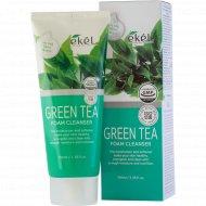 Пенка для умывания «Ekel» с экстрактом зеленого чая, 100 мл.