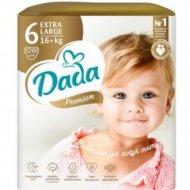 Подгузники «DADA» Extra Care размер 6, XL, 25+ кг, 26 шт