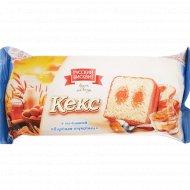 Кекс «Русский бисквит» вареная сгущенка, 225 г