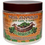 Соль «Банная» 0.6 кг.