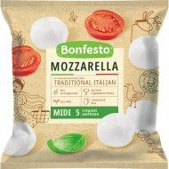 Сыр мягкий «Bonfesto» Mozzarella, 45 %, 125 г