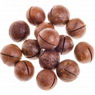 Орех макадамия неочищенный со вкусом ванили, 1 кг., фасовка 0.2-0.3 кг