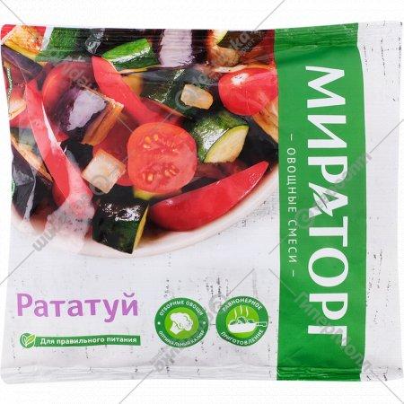Овощная смесь «Рататуй» замороженная, 400 г