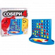 Настольная игра «Собери 4».