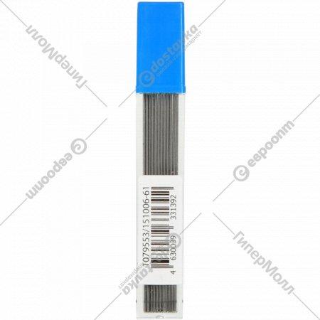 Грифель для автоматического карандаша «Silwerhof» 0.5 мм, 12 шт