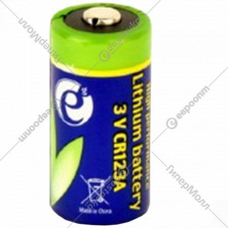 Элемент питания EG-BA-CR123-01 «Gembird» Energenie.