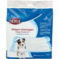 Пелёнки «Trixie» для приучивания животного к месту 60x60см, 10 шт.