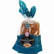 Хлебец «Хлебная диета» c отрубями нарезанный 350 г.