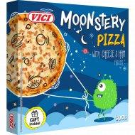 Пицца «Moonstery» с ветчиной и сыром Моцарелла, замороженная, 300 г