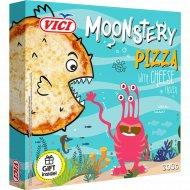 Пицца «Moonstery» с сыром Моцарелла, замороженная, 300 г