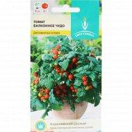 Семена томат «Балконное чудо» низкорослый, 15 шт.