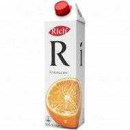 Сок «Rich» апельсиновый 1 л.