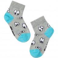 Носки детские «Tip-Tot» серые, размер 12.
