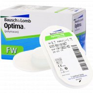 Линзы контактные «Optima FW» polymacon, r8,7/d-3.75.