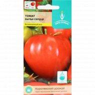 Семена томат «Бычье сердце» высокорослый, 0.1 г.