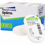 Линзы контактные «Optima FW» polymacon, r8,7/d-4.0.