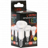Лампа светодиодная «Ultra» LED G39, 5 W, E14.