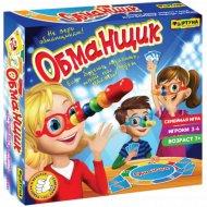 Настольная семейная игра «ОБМАНЩИК» Ф71779.