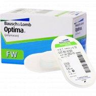 Линзы контактные «Optima FM» polymacon, r8,7/d-4.5.