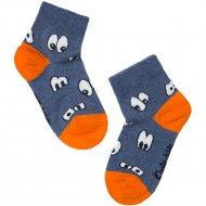 Носки детские «Tip-Tot» джинс, размер 14.