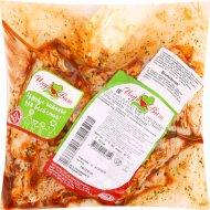Полуфабрикат из мяса индейки «Крылышки популярные» охлажденный, 1 кг.