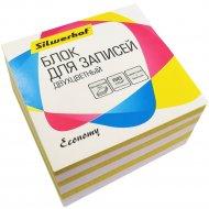 Блок для заметок «Silwerhof» 701033, 90х90х45 мм