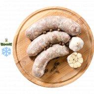 Полуфабрикат колбаса «Деревенская» замороженная , 800  г