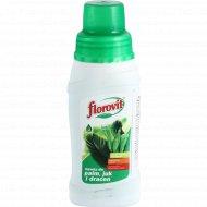 Жидкое удобрение «Florovit» для пальм, юкк и драцен, 0,24 л.