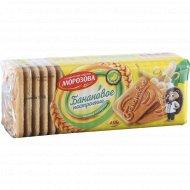 Печенье сахарное «Банановое настроение» 430 г.