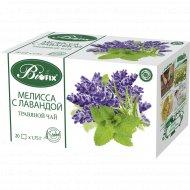 Травяной чайный напиток «Biofix» мелисса с лавандой, 35 г.