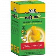 Жидкость от комаров «Nadzor» на 30 ночей, без запаха, 30 мл.