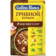 Бульон «Gallina Blanca» грибной, 90 г.
