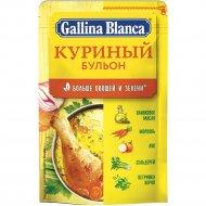 Куриный рассыпчатый бульон «Gallina Blanca» 90 г.