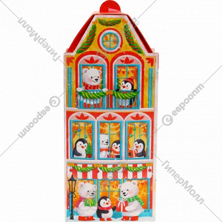 Новогодний набор «Сказочный домик» 600 г.