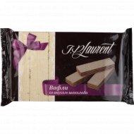 Вафли «J.P.Laurent» со вкусом шоколада, 240 г.