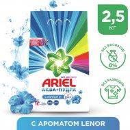 Порошок стиральный «Ariel» Automat Lenor Fresh, 2.5 кг