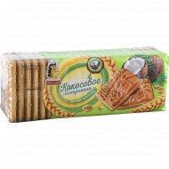 Печенье сахарное «Кокосовое настроение» 430 г.