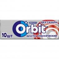 Жевательная резинка «Orbit» классический, 13.6 г.