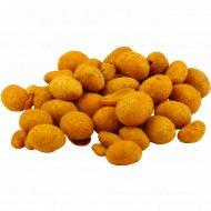Арахис в чипсовой оболочке «Jega» со вкусом барбекю, 1 кг., фасовка 0.3-0.35 кг