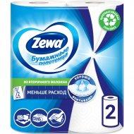 Полотенца бумажные «Zewa» 2 рулона.
